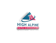 High Alpine Data Consulting (HAD Consulting?) Logo - Entry #70