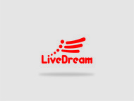 LiveDream Apparel Logo - Entry #487