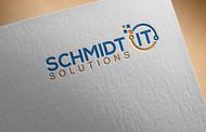 Schmidt IT Solutions Logo - Entry #155