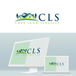 CLS Core Land Services Logo - Entry #188