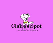 Claire's Spot Logo - Entry #63