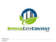 Spring City Content, LLC. Logo - Entry #21