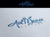 ArtMoose Gallery Logo - Entry #56