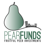 Pearfunds Logo - Entry #44