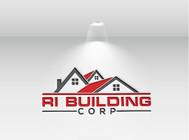 RI Building Corp Logo - Entry #345