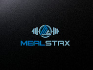 MealStax Logo - Entry #12