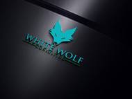 White Wolf Consulting (optional LLC) Logo - Entry #303