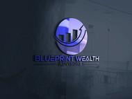 Blueprint Wealth Advisors Logo - Entry #476