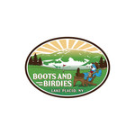 Boots and Birdies Logo - Entry #32