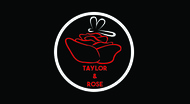 Taylor N Rose Logo - Entry #76