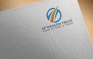 4P Wealth Trust Logo - Entry #166