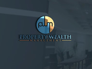 Property Wealth Management Logo - Entry #55
