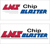 LNS CHIPBLASTER Logo - Entry #121