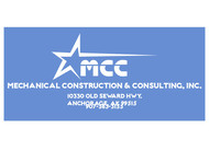 Mechanical Construction & Consulting, Inc. Logo - Entry #228