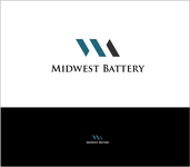 Midwest Battery Logo - Entry #43