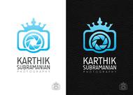 Karthik Subramanian Photography Logo - Entry #170