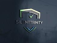 SILENTTRINITY Logo - Entry #130