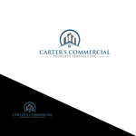 Carter's Commercial Property Services, Inc. Logo - Entry #67