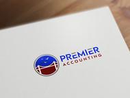Premier Accounting Logo - Entry #317