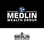Medlin Wealth Group Logo - Entry #84