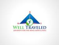 Well Traveled Logo - Entry #10