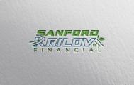 Sanford Krilov Financial       (Sanford is my 1st name & Krilov is my last name) Logo - Entry #622