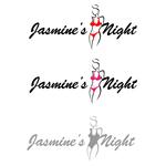 Jasmine's Night Logo - Entry #318