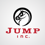 Jump Inc Logo - Entry #36