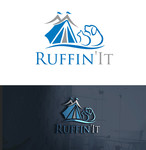 Ruffin'It Logo - Entry #68