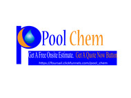 Pool Chem Logo - Entry #106