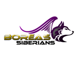 Siberian Husky Logo - Entry #44
