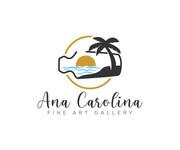 Ana Carolina Fine Art Gallery Logo - Entry #64