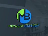 Midwest Battery Logo - Entry #23