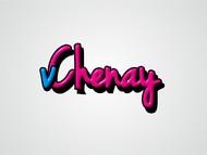 vChenay Logo - Entry #32