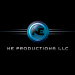 NE Productions, LLC Logo - Entry #128