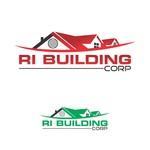 RI Building Corp Logo - Entry #350