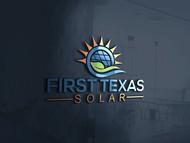 First Texas Solar Logo - Entry #42