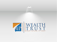 4P Wealth Trust Logo - Entry #140