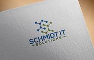 Schmidt IT Solutions Logo - Entry #216
