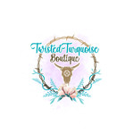 Twisted Turquoise Boutique Logo - Entry #168