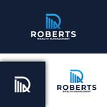 Roberts Wealth Management Logo - Entry #566