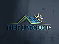 Tier 1 Products Logo - Entry #271