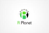 R Planet Logo design - Entry #23