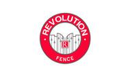 Revolution Fence Co. Logo - Entry #249