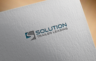 Solution Trailer Leasing Logo - Entry #147