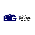 Better Investment Group, Inc. Logo - Entry #206