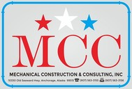 Mechanical Construction & Consulting, Inc. Logo - Entry #159