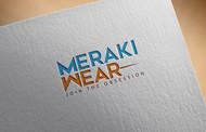 Meraki Wear Logo - Entry #174
