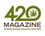 420 Magazine Logo Contest - Entry #23
