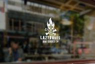 Lazybones Hot Sauce Co Logo - Entry #127